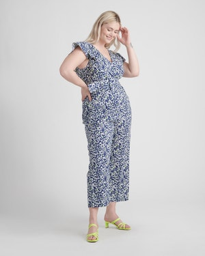Avalon Jumpsuit by Tanya Taylor - 6