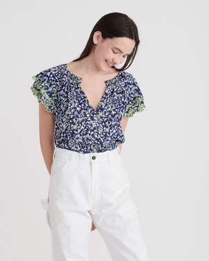 Eve Top by Tanya Taylor - 4