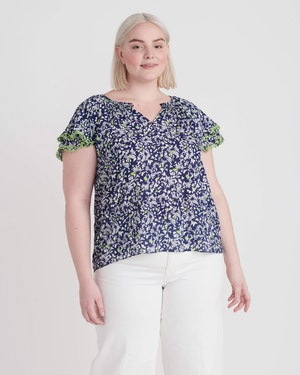 Eve Top by Tanya Taylor - 6