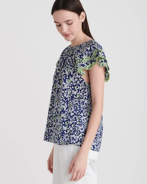 Eve Top by Tanya Taylor - 3