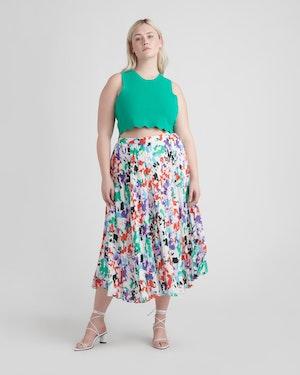 Jeana Skirt+ by Tanya Taylor - 1