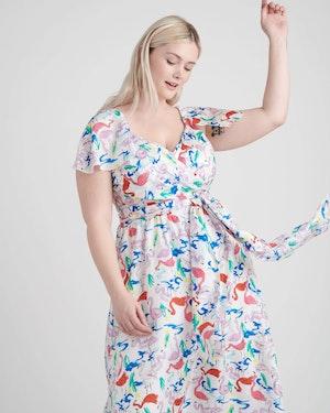 Teigan Dress by Tanya Taylor - 7