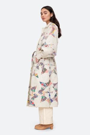 Paloma Coat by Sea - 4
