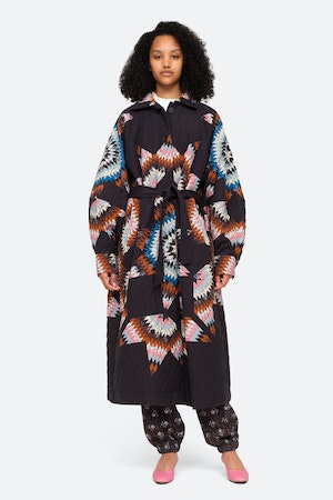 Lindstrom Coat by Sea - 3