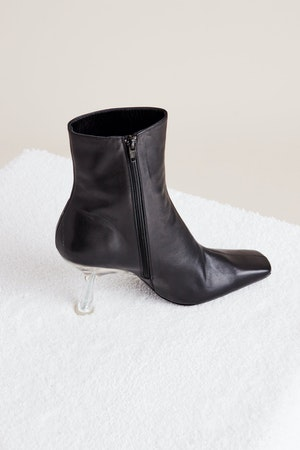 Foxy Boot in Black by Simon Miller - 3