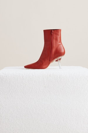 Foxy Boot in Sepia Brown by Simon Miller - 2