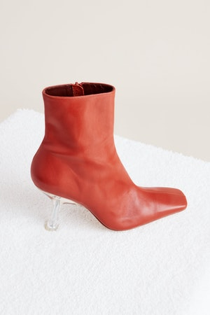 Foxy Boot in Sepia Brown by Simon Miller - 3
