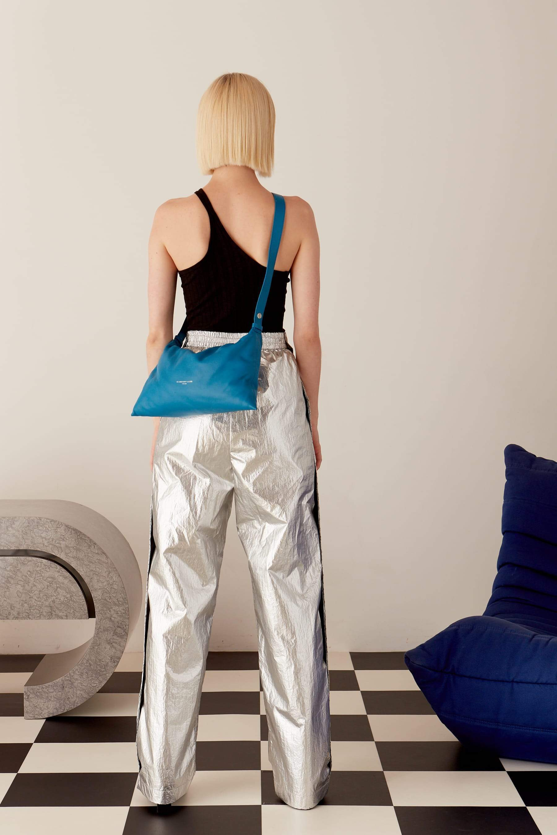 Puffin Bag in Soaring Blue by Simon Miller - 4