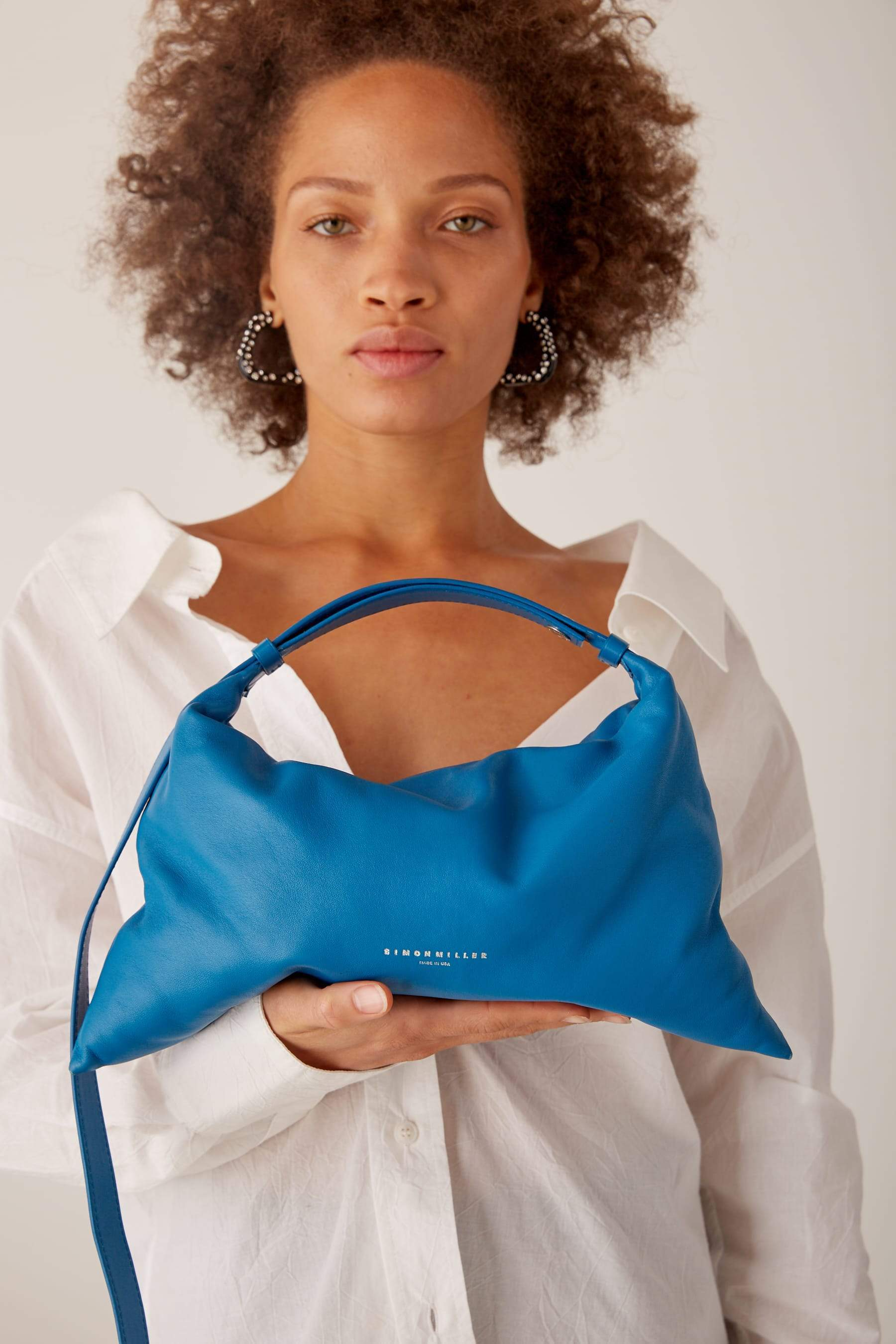 Puffin Bag in Soaring Blue by Simon Miller - 5