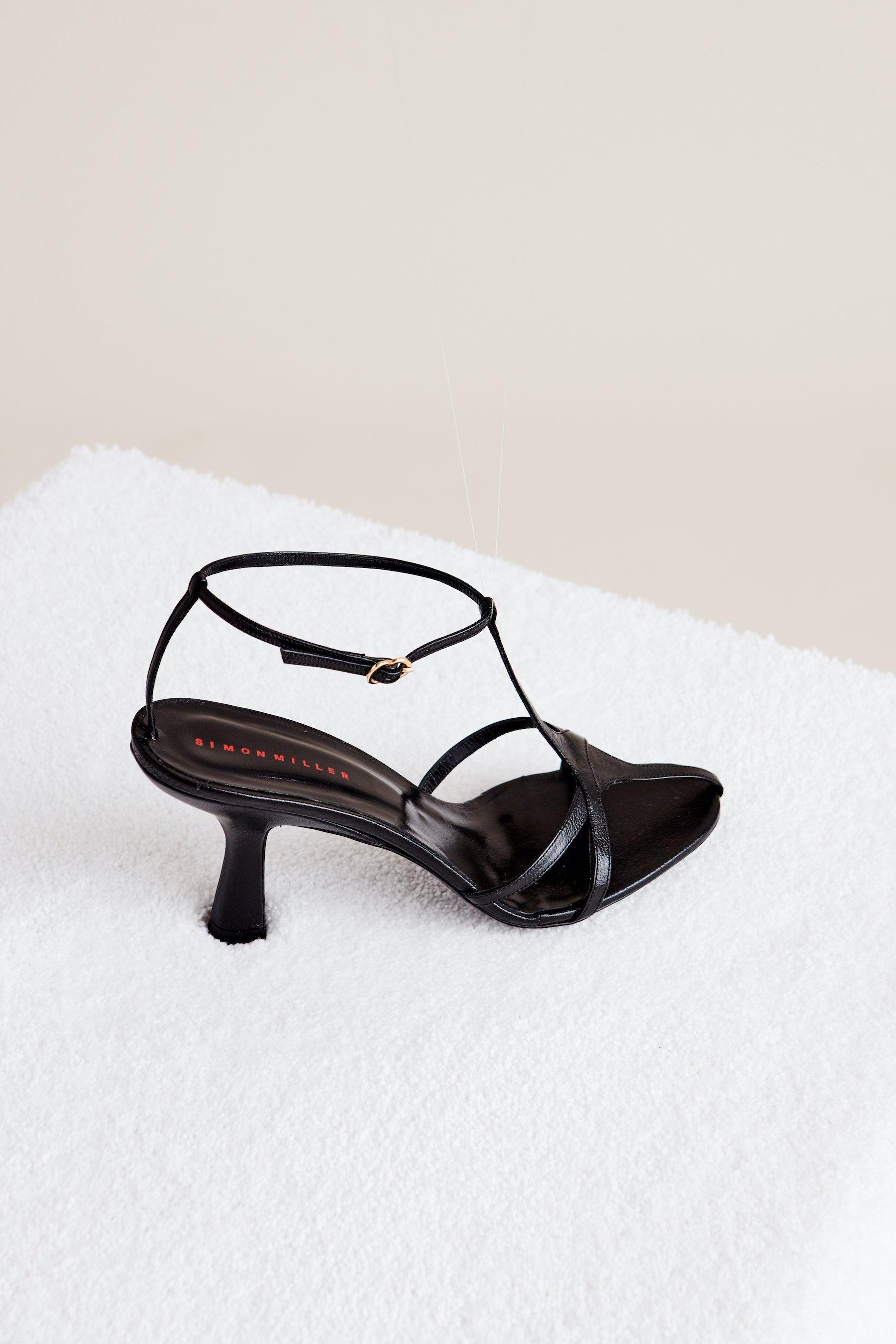 Star Heel in Black by Simon Miller - 2