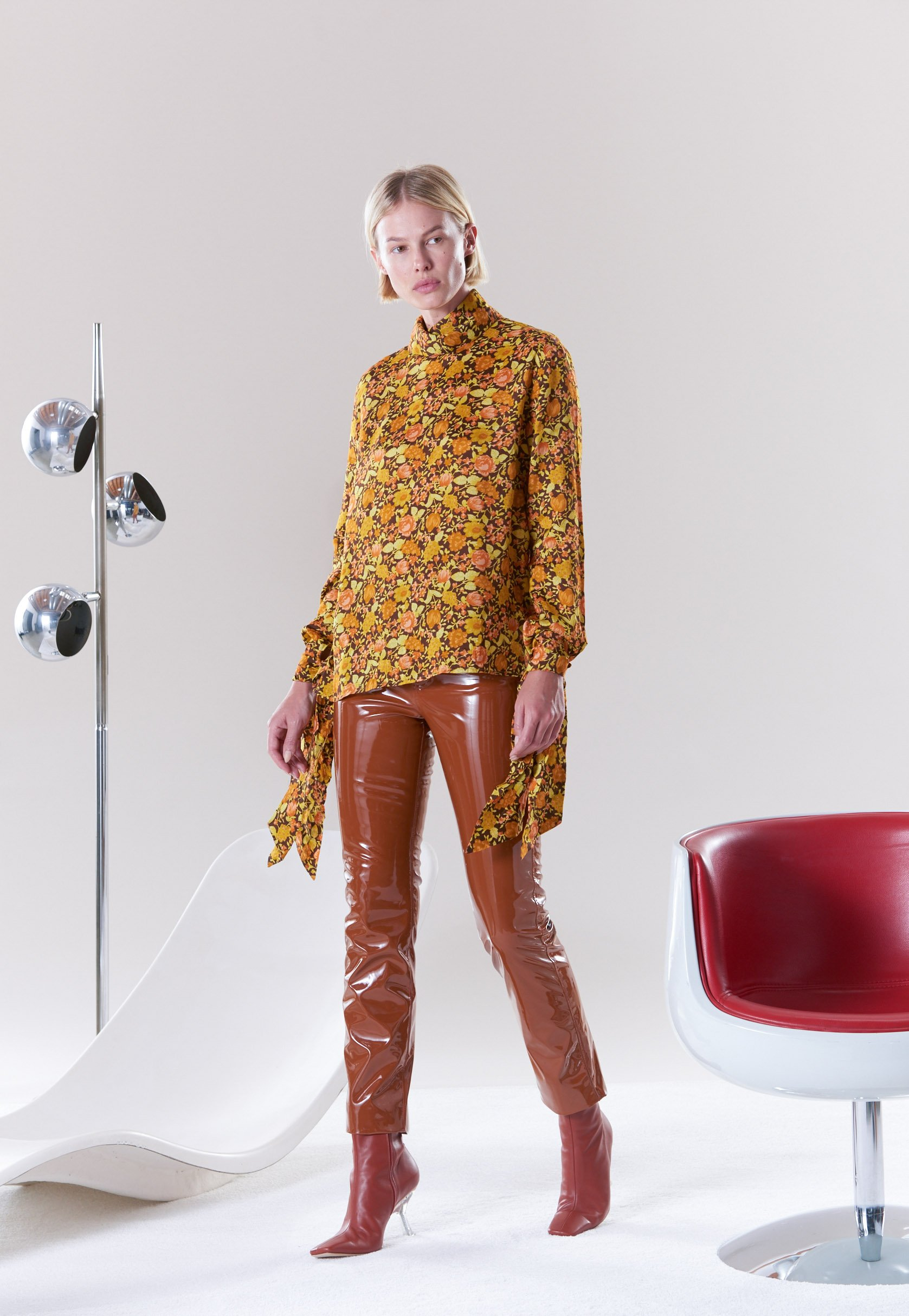 Towers Top in Vintage Floral by Simon Miller - 2