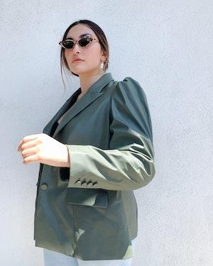 Mariel Jacket+ by Tanya Taylor - 6