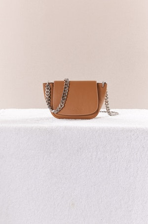 Mini Bend Bag in Toffee by Simon Miller - 2