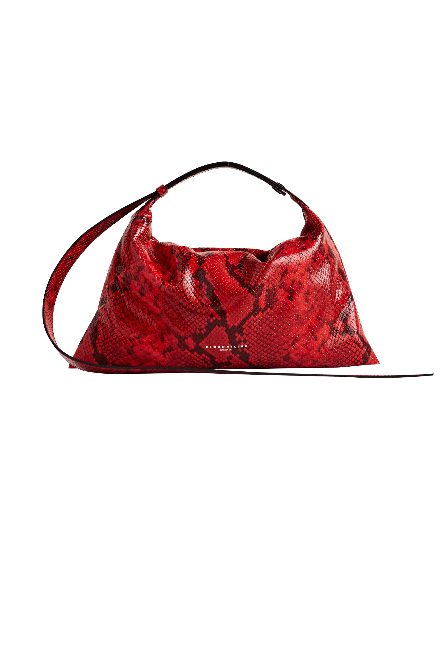 Puffin Bag in Tango Red by Simon Miller - 1