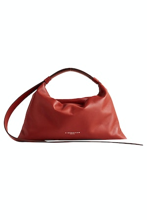 Puffin Bag in Sepia Brown by Simon Miller - 1