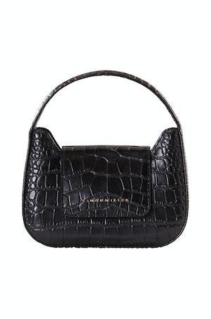 Mini Retro Bag in Black by Simon Miller - 1