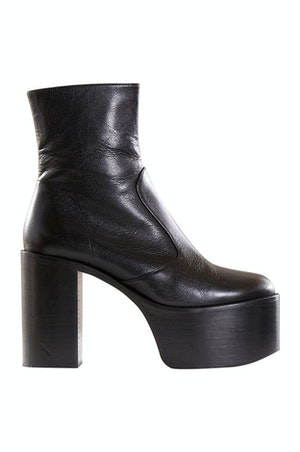 High Raid Boot in Black by Simon Miller - 1