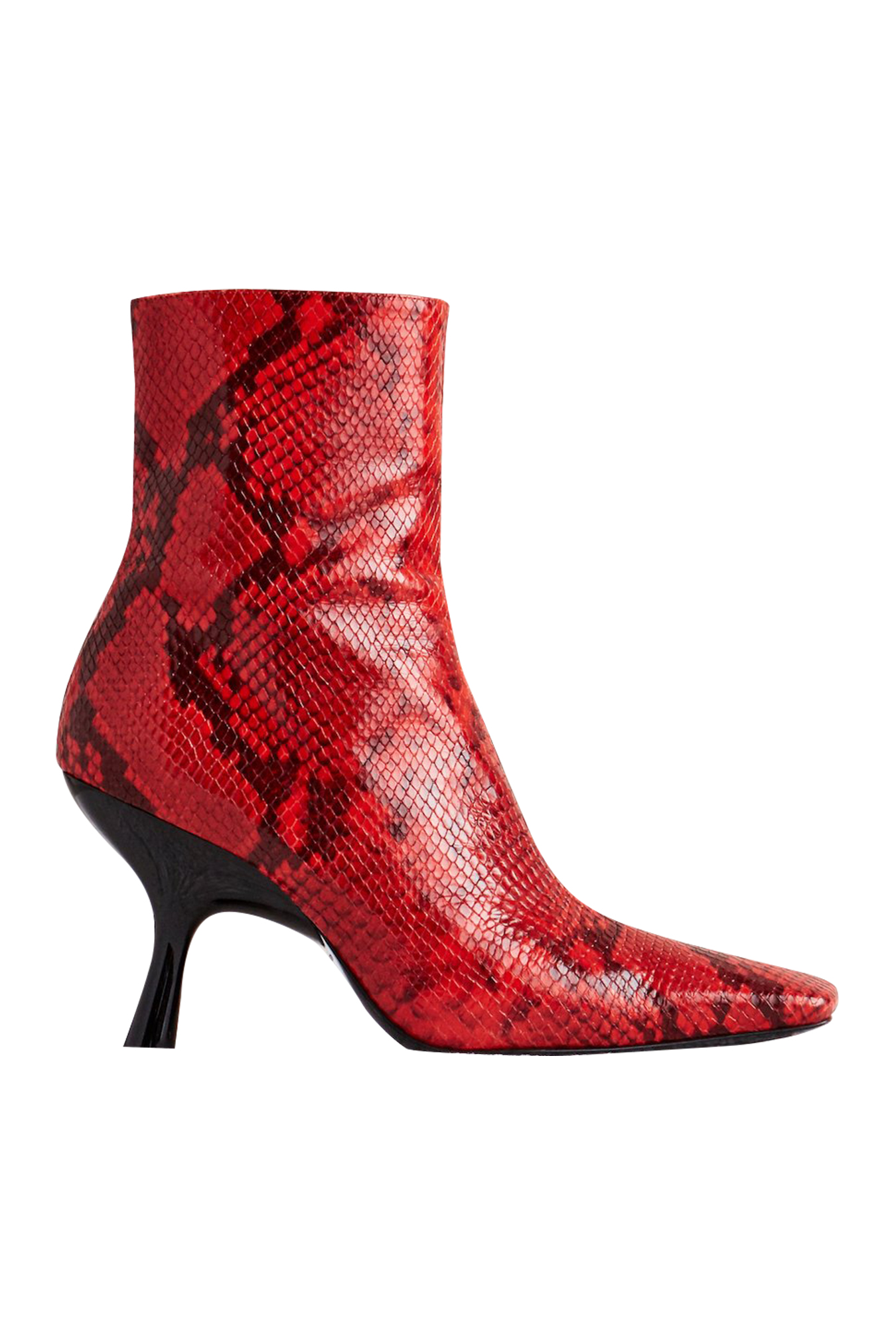 Foxy Boot in Tango Red by Simon Miller - 1