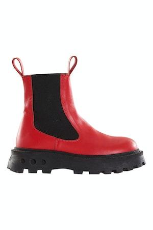Scrambler Boot in Retro Red by Simon Miller - 1