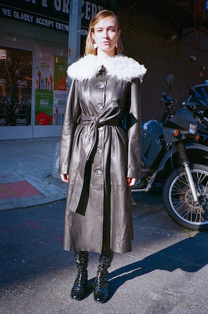 Boose Coat by Sandy Liang - 2