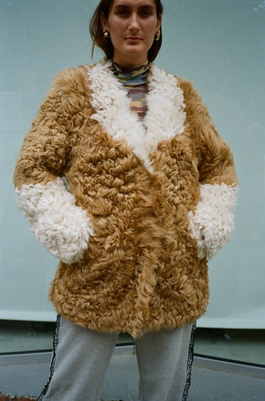 Ermie Coat by Sandy Liang - 1