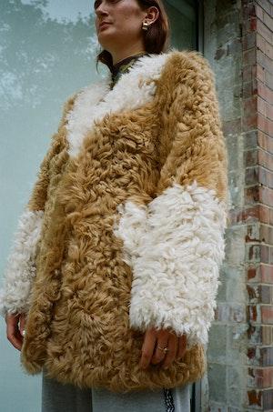 Ermie Coat by Sandy Liang - 3