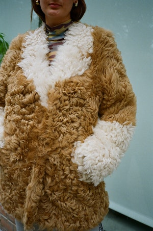 Ermie Coat by Sandy Liang - 2