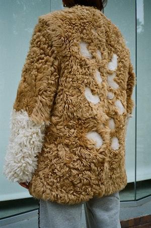 Ermie Coat by Sandy Liang - 4