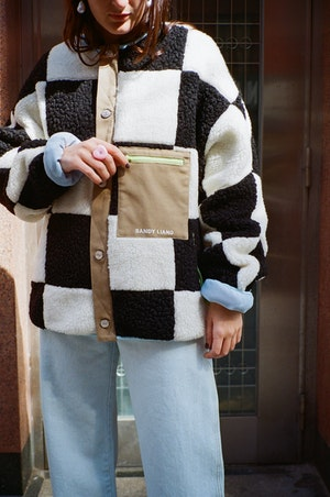Pawn Fleece by Sandy Liang - 2
