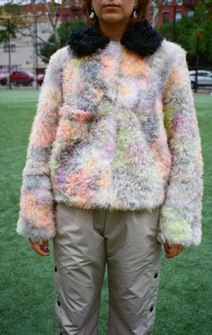 Pecan Coat by Sandy Liang - 2