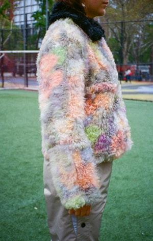 Pecan Coat by Sandy Liang - 4