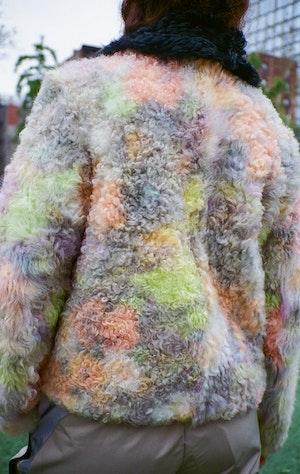 Pecan Coat by Sandy Liang - 5
