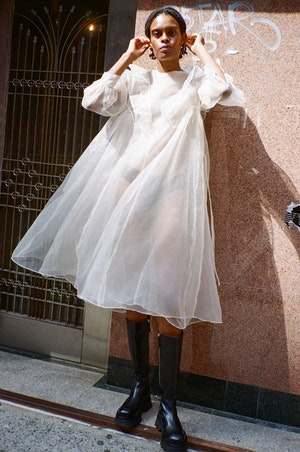 Ruby Dress by Sandy Liang - 1