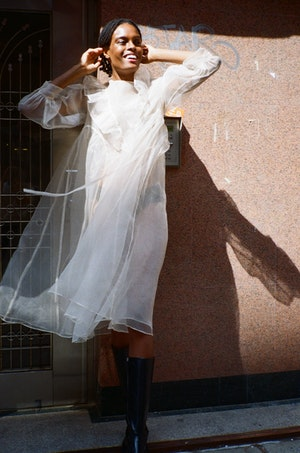 Ruby Dress by Sandy Liang - 3