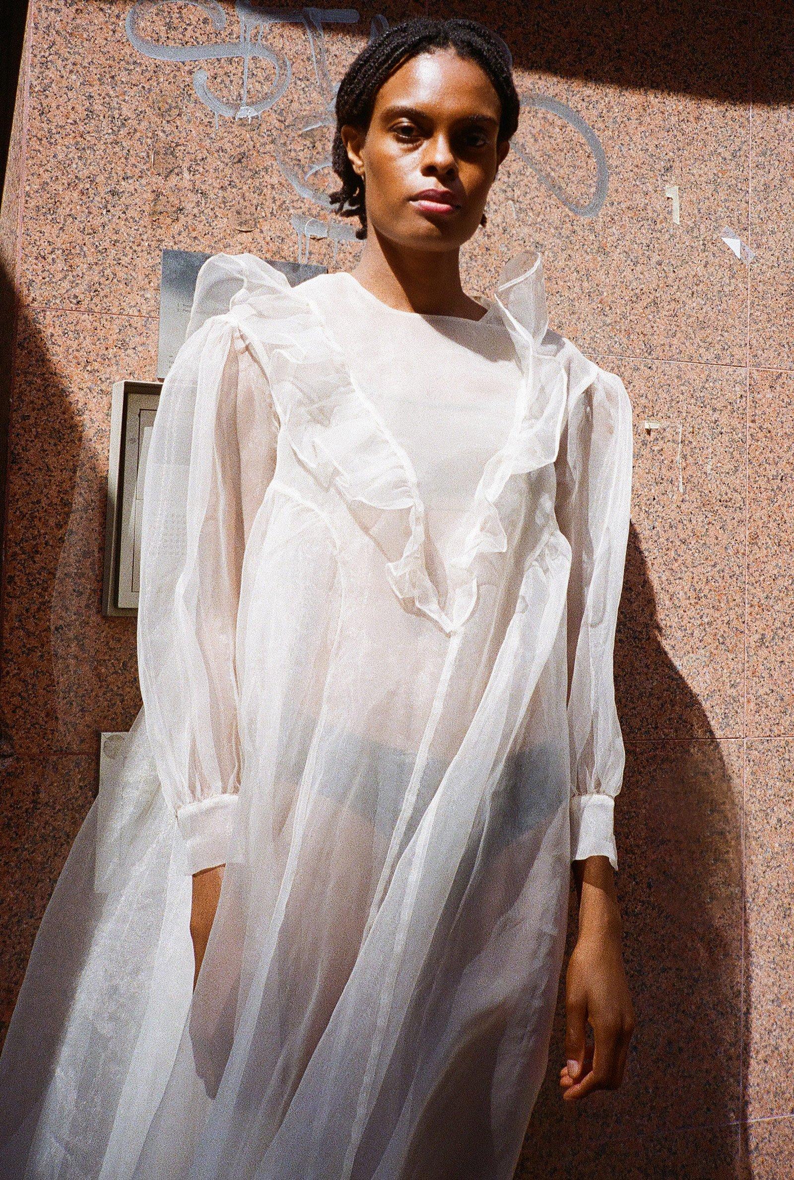 Ruby Dress by Sandy Liang - 4