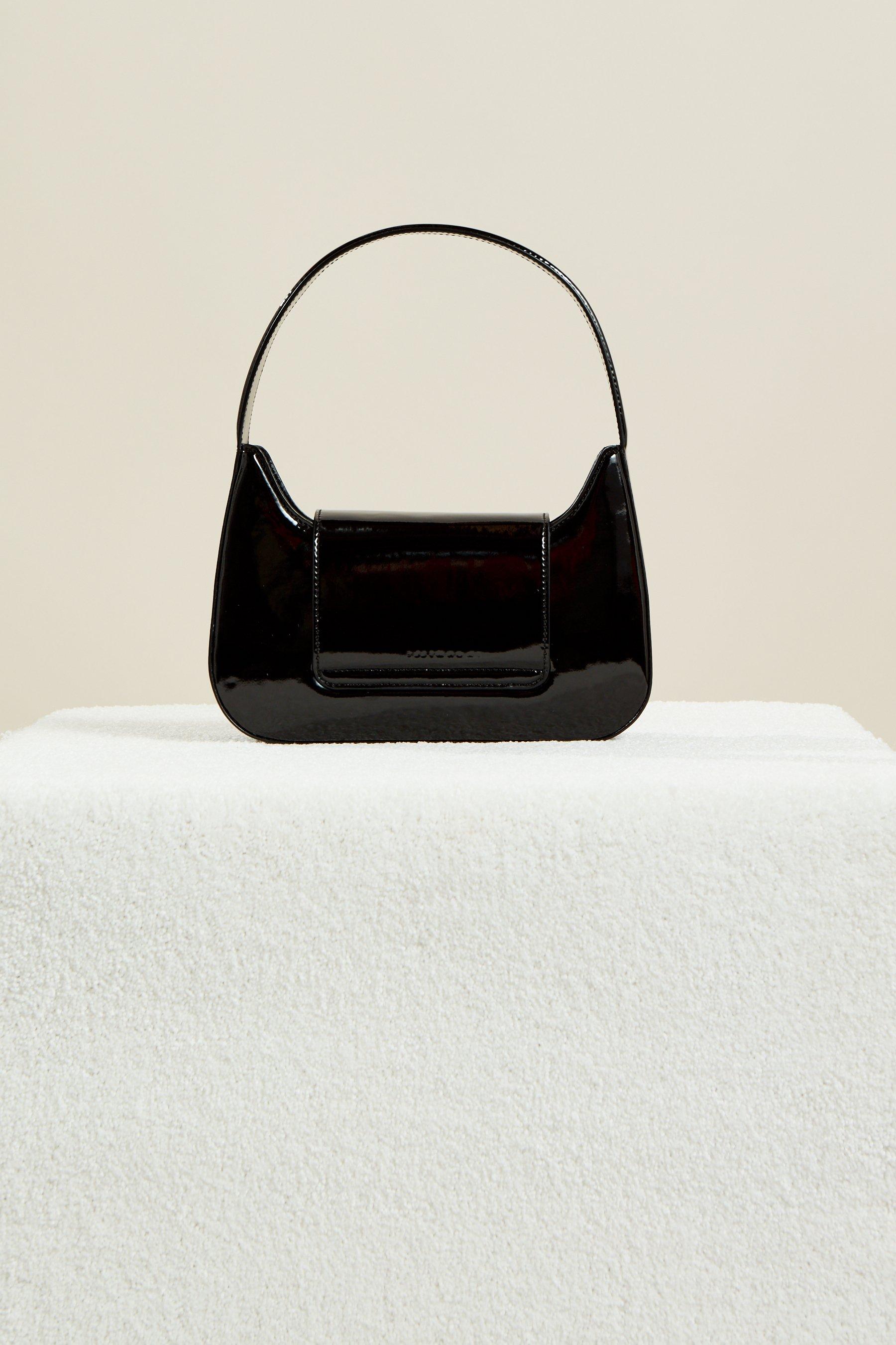 Retro Bag in Black by Simon Miller - 2