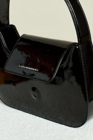 Retro Bag in Black by Simon Miller - 3