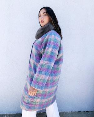 Vikki Coat by Tanya Taylor - 2