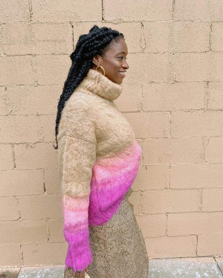 Bella Knit Sweater by Tanya Taylor - 2