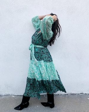 Liza Dress by Tanya Taylor - 2