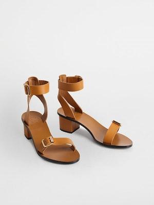 Carmen Terra Ankle strap heels by ATP Atelier - 3