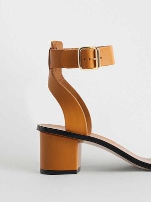 Carmen Terra Ankle strap heels by ATP Atelier - 4