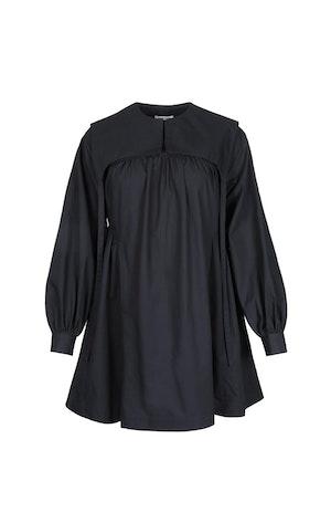 Crash Dress in Black by Sandy Liang - 1