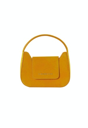 Mini Retro Bag in Saturn Yellow by Simon Miller - 1