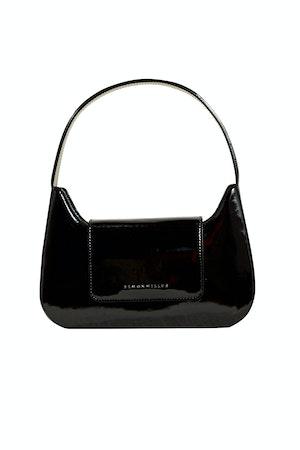 Retro Bag in Black by Simon Miller - 1