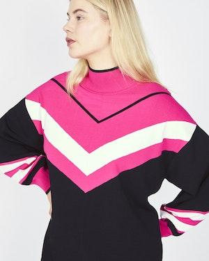 Ivanna Knit Dress by Tanya Taylor - 5