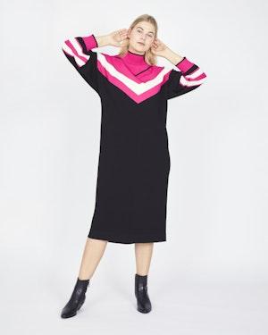 Ivanna Knit Dress by Tanya Taylor - 4
