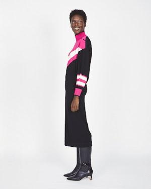Ivanna Knit Dress by Tanya Taylor - 3