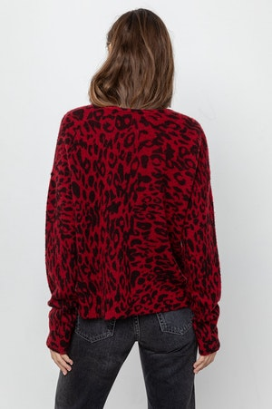 GRACIE - RED LEOPARD by Rails - 2