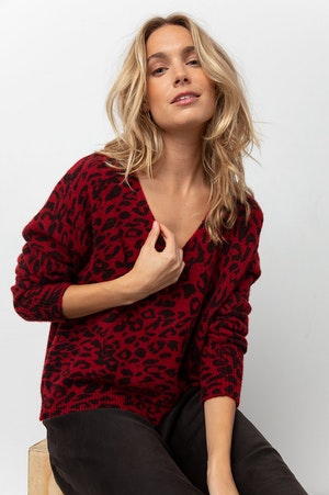 GRACIE - RED LEOPARD by Rails - 5